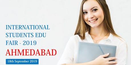 International Students Education Fair - Sep 2019, Ahmedabad tickets