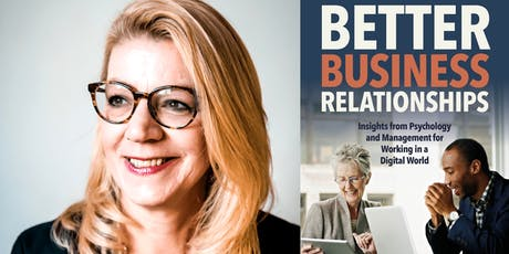 Building Better Business Relationships with Kim Tasso tickets