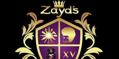 Zayd's 15 Year Anniversary Party