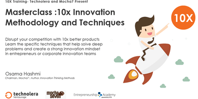 10X Innovation Methodology and Techniques