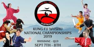 2019 Australian Kung Fu Wushu Championships