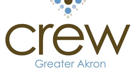 CREW Greater Akron: New Member Welcome tickets