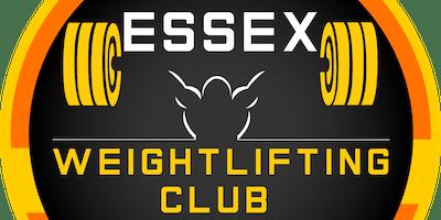 Essex Weightlifting Club Open Series 2