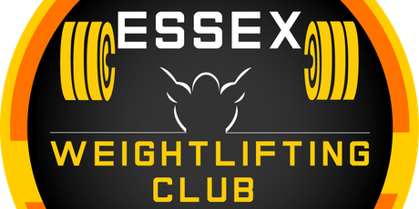 Essex Weightlifting Club Open Series 2 tickets