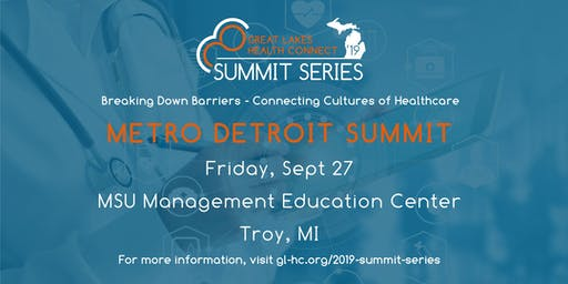 2019 Summit Series - Metro Detroit