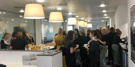 WIBN Women In HR, Recruitment & Coaching Event June 2019 tickets