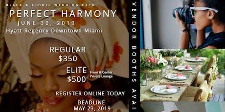 2019 Perfect Harmony Black Bridal Expo - Miami, FL tickets