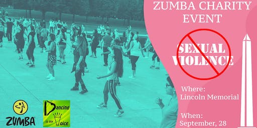 DANCING IS MY VOICE 2019 Zumbathon® Charity Event to Support Sexual Assault Survivors