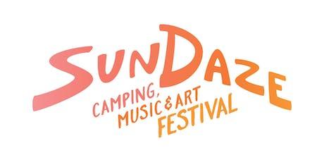 SunDaze Festival tickets
