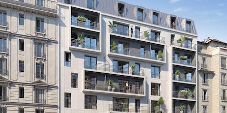 D'un lieu insalubre à 31 nouveaux  logements - Rue du Département billets