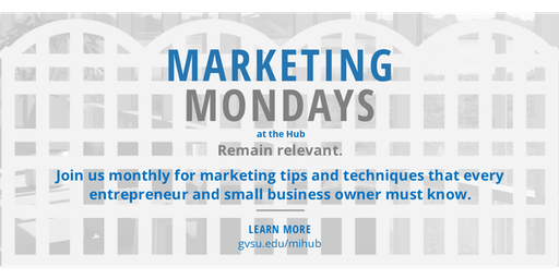 Marketing Monday - Business + Nonprofit Partnering for ROI of the Third Kind