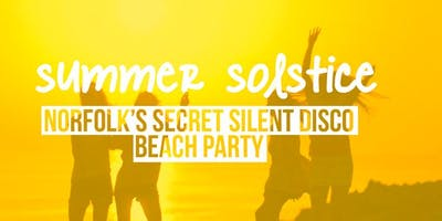 Summer Solstice Beach Party