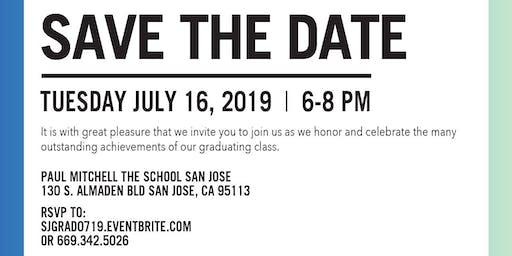 PMTS San Jose July 2019 Graduation