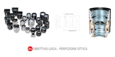 La qualità delle ottiche Leica - ROMA
