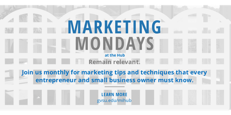 Marketing Monday - Trends In Print Marketing tickets