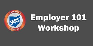 Employer 101 Workshop - July 23 - Beavercreek