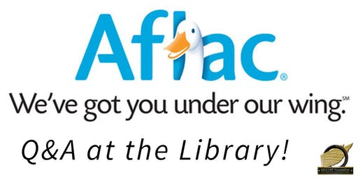 Aflac Q&A at the Library!