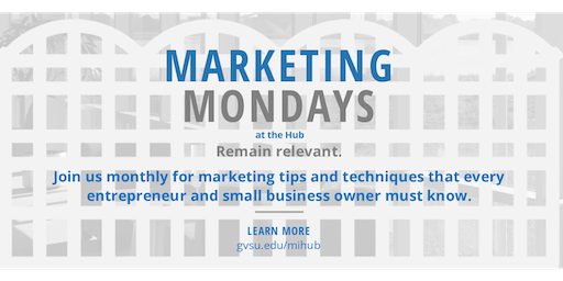 Marketing Monday - Marketing your Business with the Power of Photography