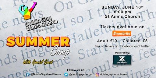 Dublin Gay Men's Chorus - Summer CAMP!