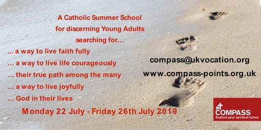 COMPASS School of Discernment: A Catholic Summer School for Young Adults