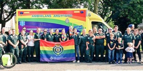 WAST @ Pride Cymru 2019 tickets