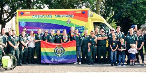 WAST @ Pride Cymru 2019