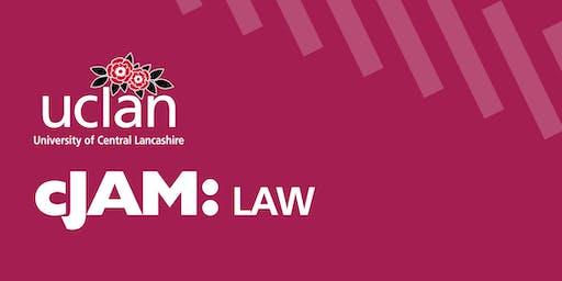 cJAM: Law - Industry Guests
