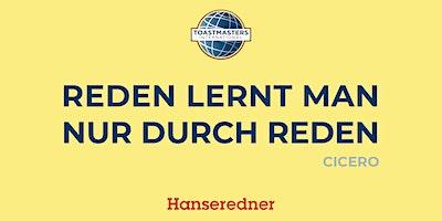Hanseredner - Redeabend