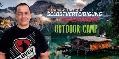 Outdoor-Camp - Belzig im August 2019 Tickets