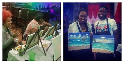 Happy Hour Paint and Sip - Thursdays @ C&J Sports Bar II