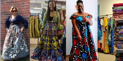 African Fashions Marketplace; Cleveland OH.