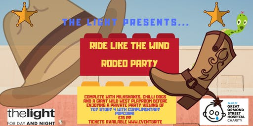 Ride Like the Wind Rodeo Party