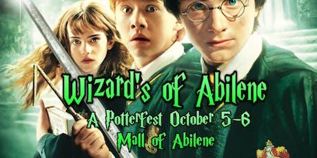 Wizards of Abilene tickets