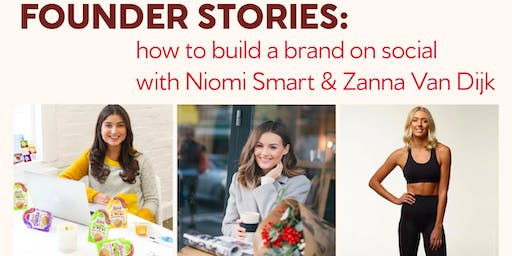 Livia's Founder Stories: Building a Brand on Social