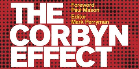 Speaker Event: Mark Perryman Editor of 'The Corbyn Effect' tickets