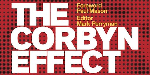 Speaker Event: Mark Perryman Editor of 'The Corbyn Effect'