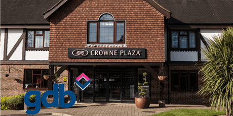 gdb Summer BBQ & Networking at Crowne Plaza Felbridge Hotel  tickets