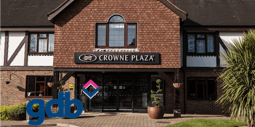 gdb Summer BBQ & Networking at Crowne Plaza Felbridge Hotel