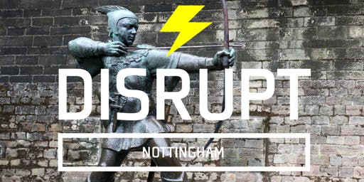 DisruptHR Nottingham 2.0