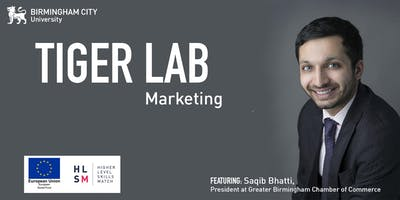 Tiger Lab: Marketing
