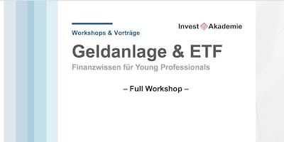 Geldanlage & ETF - FULL WORKSHOP