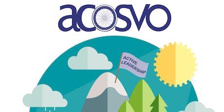 ACOSVO Active Leadership: Walk tickets