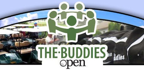 The Buddies Open 2019 tickets