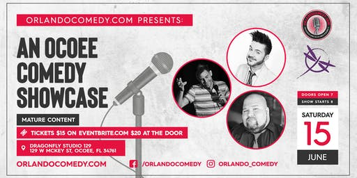 OrlandoComedy.com Presents: An Ocoee Comedy Showcase