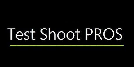 Test Shoot Pros - Brand Test Shoots Miami tickets