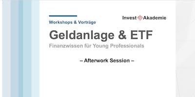 Geldanlage & ETF - Afterwork Session