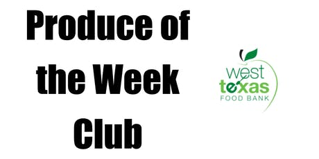 Produce of the Week Club tickets