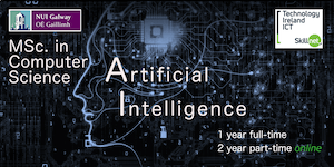 Launch of the MSc in Artificial Intelligence (Online...
