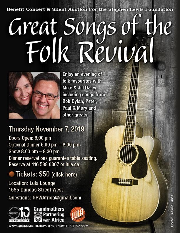 Great songs of the Folk Revival