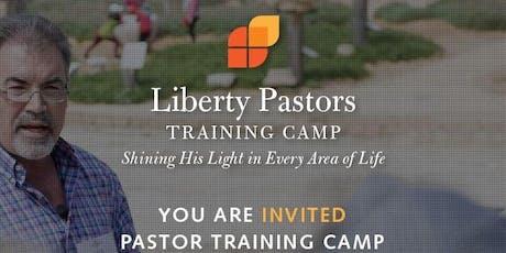 Liberty Pastors Training Camp tickets